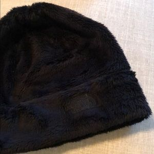 North Face Denali Thermal Plush Beanie Black NWOT